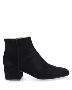 Ankle Boots A78330 suede black