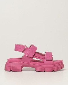 sandal in recycled rubber