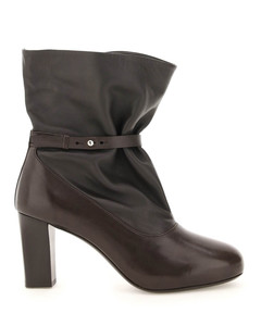 SOFT LEATHER MID BOOTS