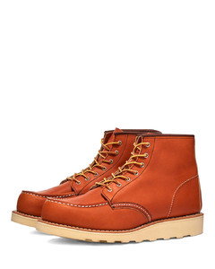 Women's 3375 Heritage 6' Moc Toe Boot