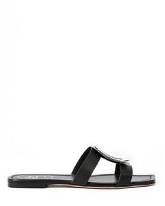 Bikiviv mule sandal black