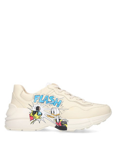 Low-Top Sneakers RHYTON calfskin