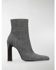 pointed ankle boots