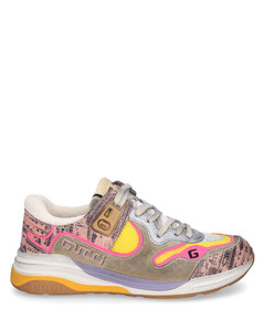Low-Top Sneakers ULTRAPACE suede