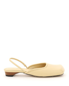 Pumps Low Classic for Women Butter