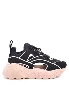 Eclypse Cut-Out Sneakers