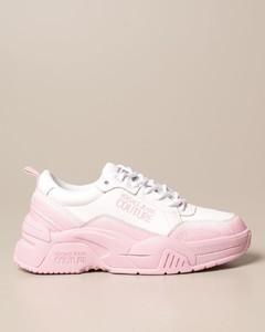 sneakers in degradéleather