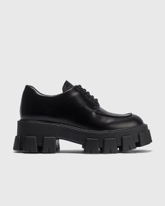 Monolith Leather Shoes