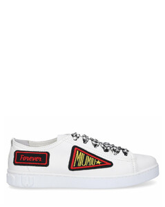 Low-Top Sneakers calfskin