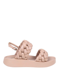 Ice/light grey/white Superstar sneakers