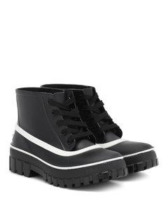 Glaston绑带式橡胶雨靴