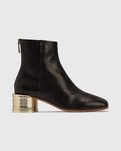 Tin Can Heel Ankle Boots