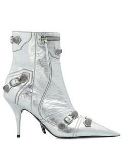 RenéCaovilla Crystal-Embellished Chelsea Boots