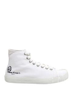 Tabi High-Top Sneakers
