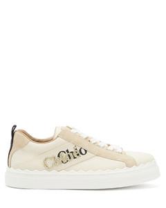 white everyday runner sneakers