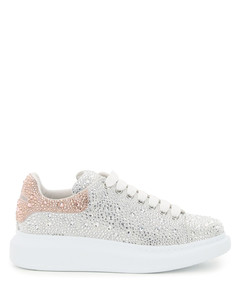 OVERSIZED SNEAKERS WITH CRYSTALS