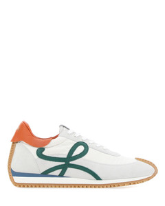 Multicolor suede and fabric + Paula's Ibiza sneakers