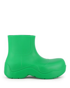 Rainy boot Puddle green