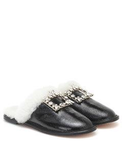 Hotel Vivier皮革便鞋