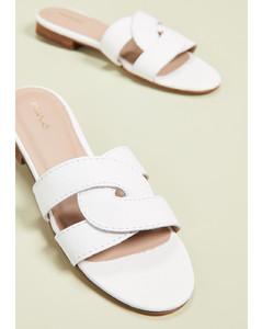 Santorini環繞式綁帶涼鞋