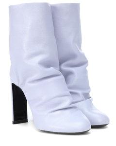 D'Arcy 105皮革及踝靴