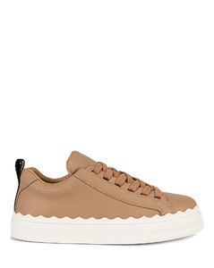 Chloe Lauren Sneakers in Beige