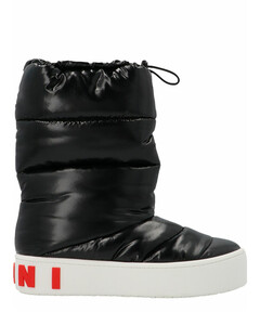 Round Toe Padded Snow Boots
