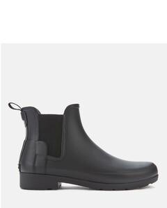 Women's Refined Chelsea Boots - Black