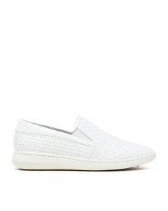Painted effect sneakers