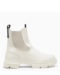 Embellished Victor Boots in Black