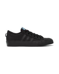 黑色Nizza运动鞋