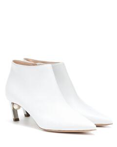 Mira Pearl 5.5厘米皮革及踝靴