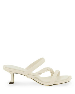 Logo Embroidered Canvas Espadrilles