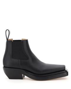 Boots And Booties Bottega Veneta for Women Black
