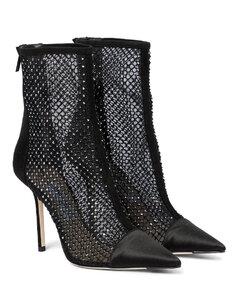 Marquis 100缀饰及踝靴