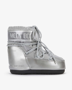 Classic Low Glance logo-print shell boots