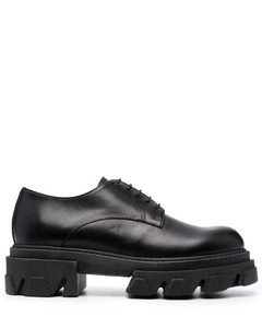 PAROSH lace-up chunky-sole shoes