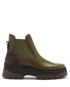 Cassidie leather Chelsea boots
