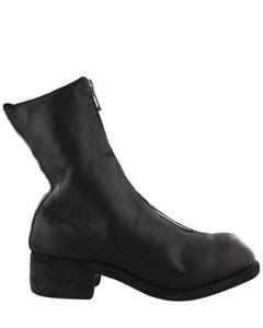 PL2 Front Zip Boots