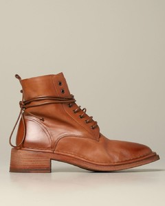 Cresella ankle boot in leather