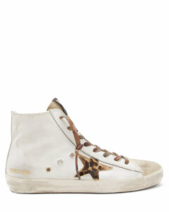 Francy high-top trainers