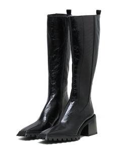 Parker knee high boots
