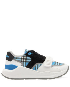30mm Ramsey Check Sneakers