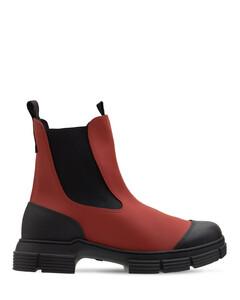 45mm Ankle Rubber Rain Boots