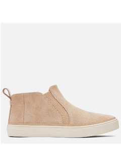 Women's Bryce Suede Ankle Boots - Sand