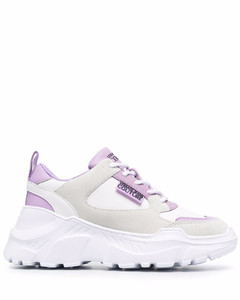 WOMEN'S TZLDWC01 WHITE OTHER MATERIALS SNEAKERS