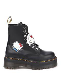 Jadon combat boots