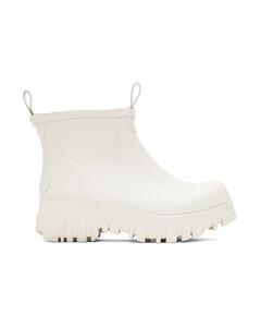 White leather Julietta sneakers
