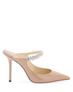 Women's Iggy Leather Flat Sandals - Black
