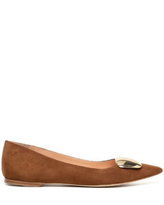 Summer Eskimo sneakers in white leather